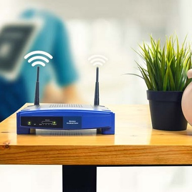 WIFI SIGNAL EXTENSION