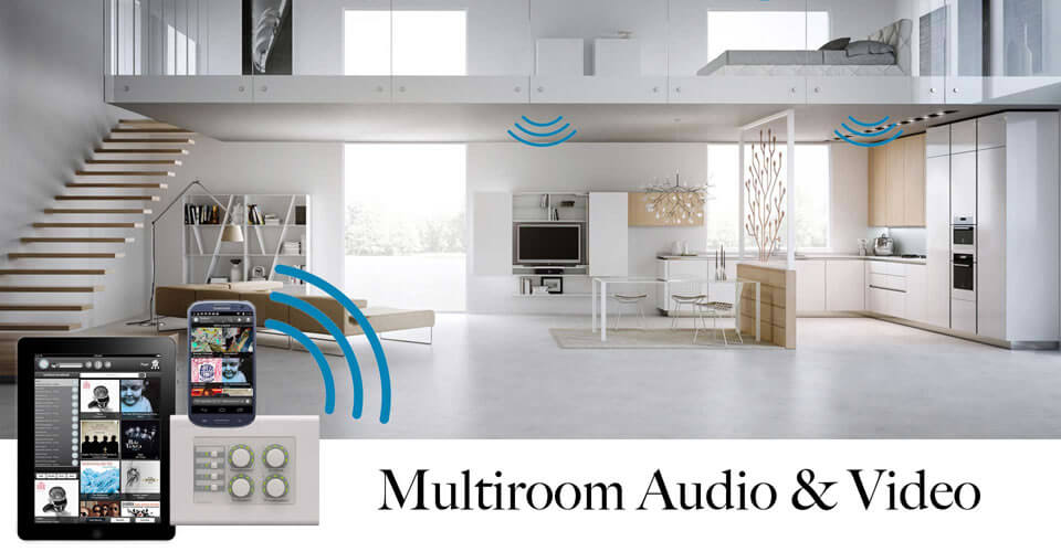 Multi Room Audio & Video