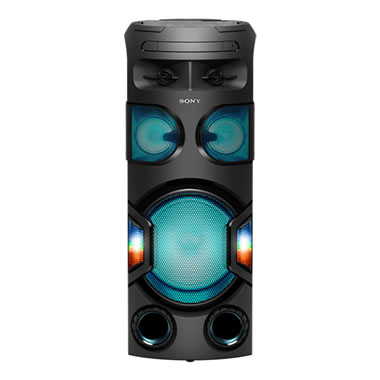 Sony MHC-V72D High Power Audio System with BLUETOOTH® Technology fidelity