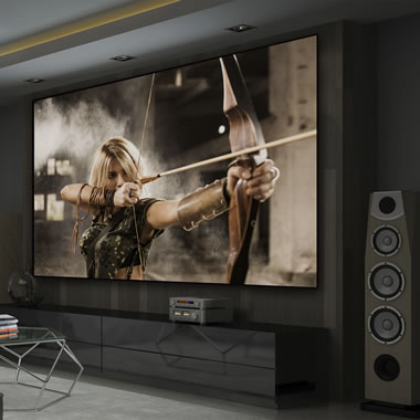 Home Theatre & TV