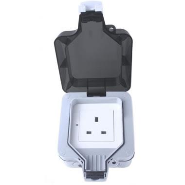WOOX R4051 Wi-Fi Smart Outdoor Plug fidelity cyprus