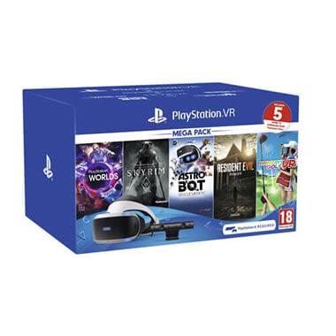 PlayStation VR Mega Pack including 5 fantastic games FIDELITY