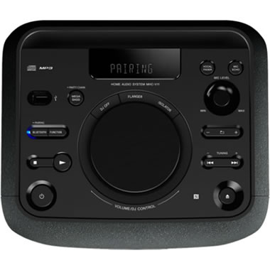 Sony MHC-V11 High Power Home Audio System with Bluetooth® technology fidelity 2