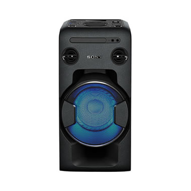 Sony MHC-V11 High Power Home Audio System with Bluetooth® technology fidelity