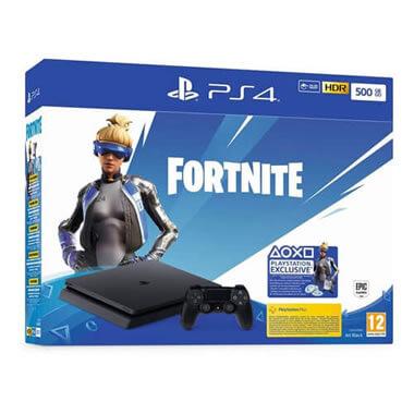 Sony PlayStation 4 500 GB Fortnite FIDELITY